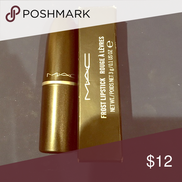 MAC lipstick Mac lipstick in carnal instinct MAC Cosmetics Makeup Lipstick