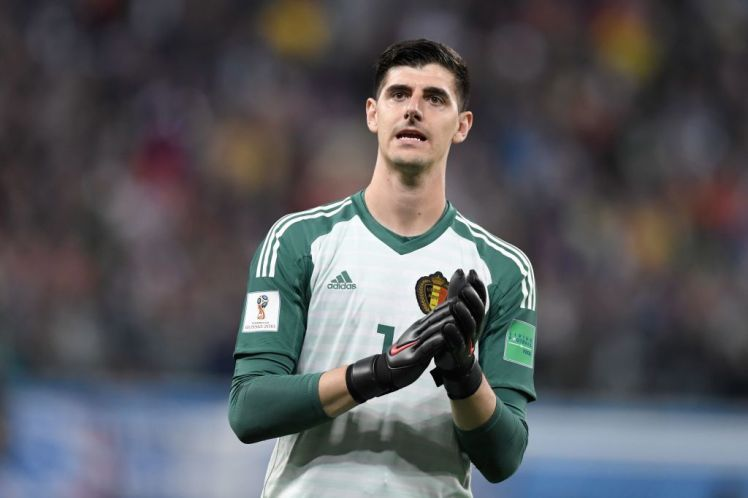 Every Trophy Winner Of 2018 Fifa World Cup Russia With Images Thibaut Courtois