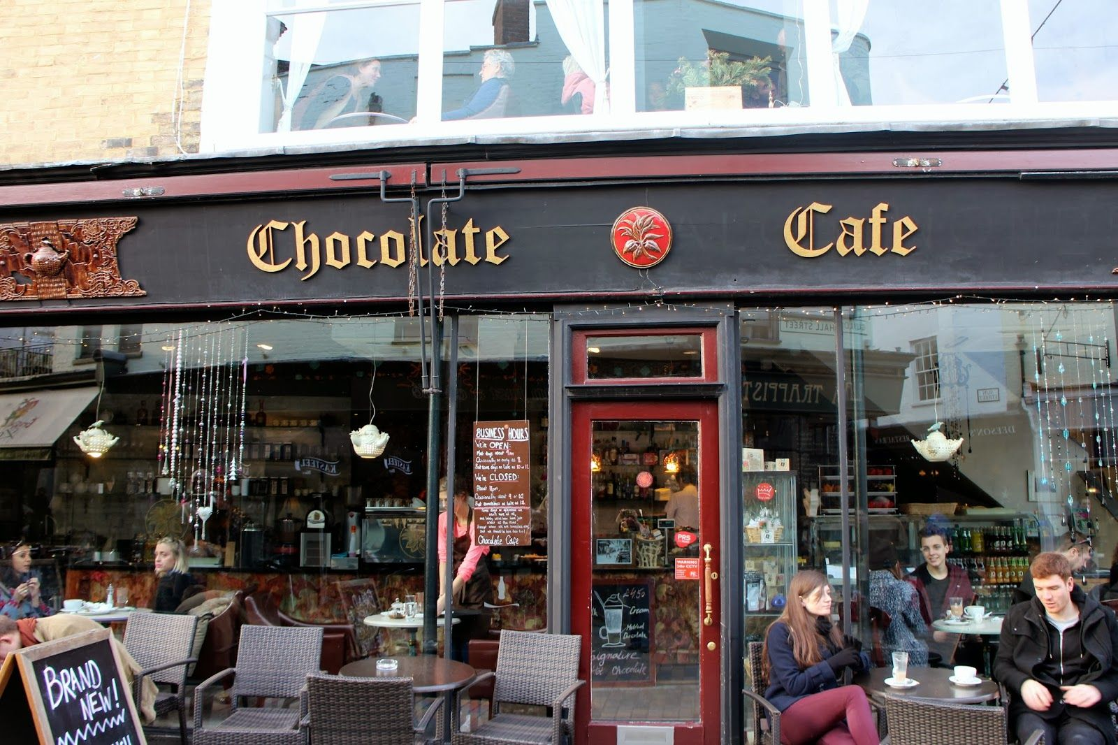The Chocolate Cafe Canterbury Chocolate Broadway Shows