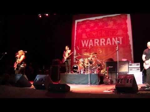 Warrant @ Bergen Performing Arts Center Englewood Nj.