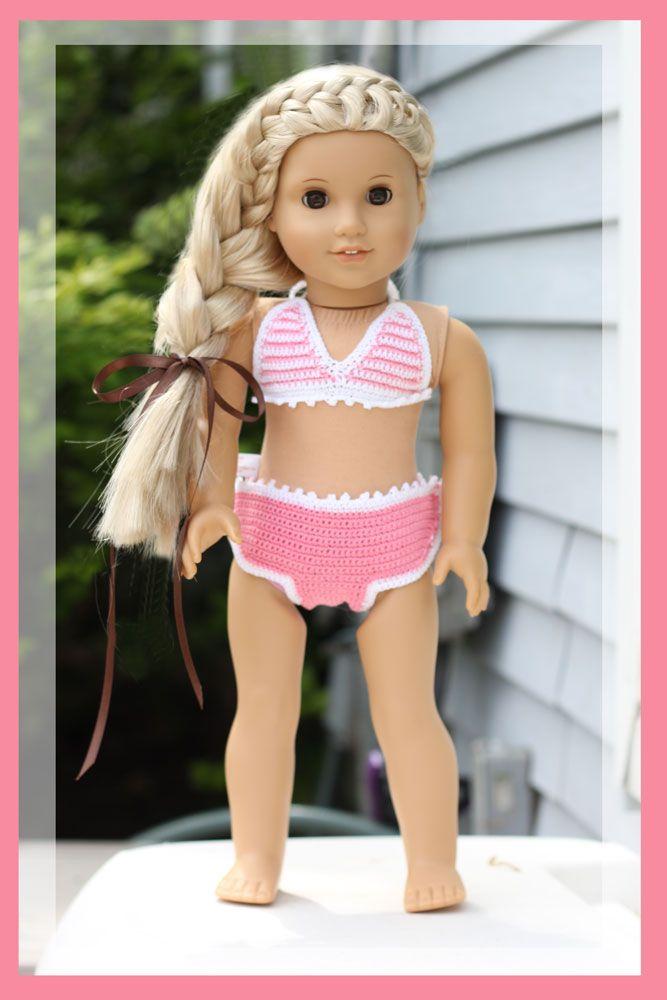 Peppermint Bikini | Crochet Garden 18\