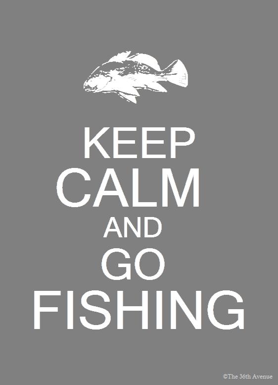 The 36th AVENUE   Go Fishing!   The 36th AVENUE