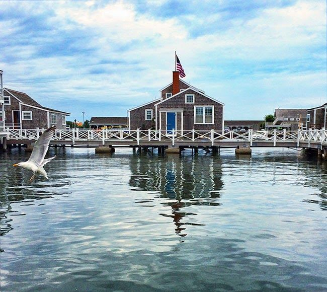 Best Town To Stay In Cape Cod: Nantucket Wharf