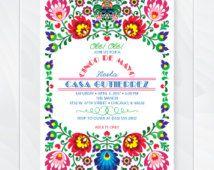 cinco de mayo invitations mexican fiesta invites fiesta party