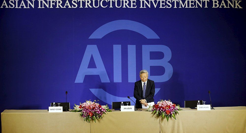 President of Asian Infrastructure Investment Bank (AIIB) V P will be from Russia