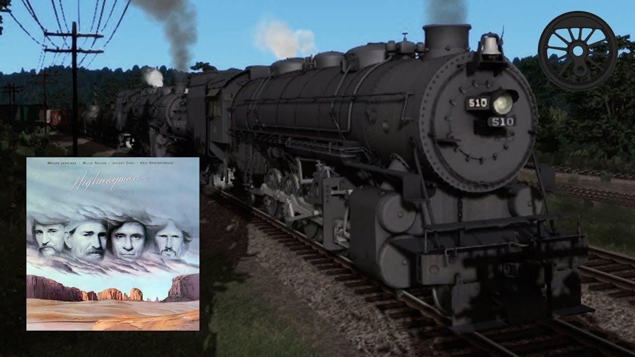 The Highwaymen Desperados Waiting For A Train Ft Train Simulator Trens
