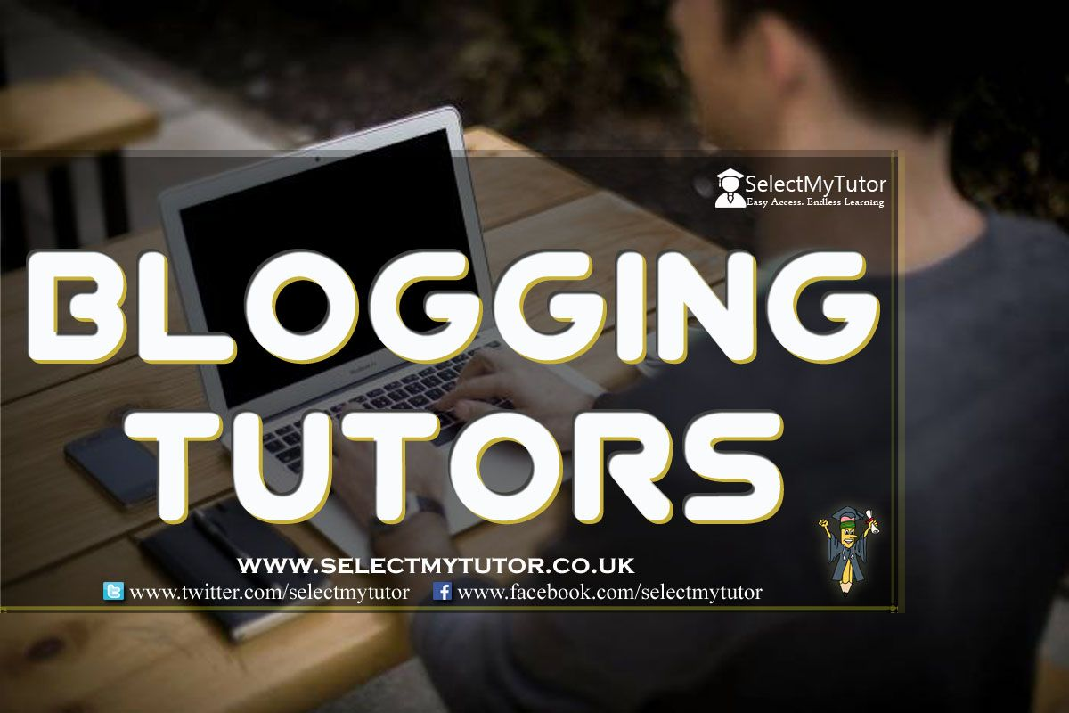 Are you a blogging tutor register with us today for free