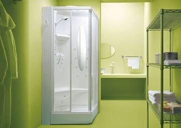 Cabine doccia idromassaggio, box doccia multifunzione