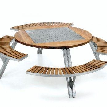 Table outdoor GARGANTUA - EXTREMIS | Idées pour la maison ...