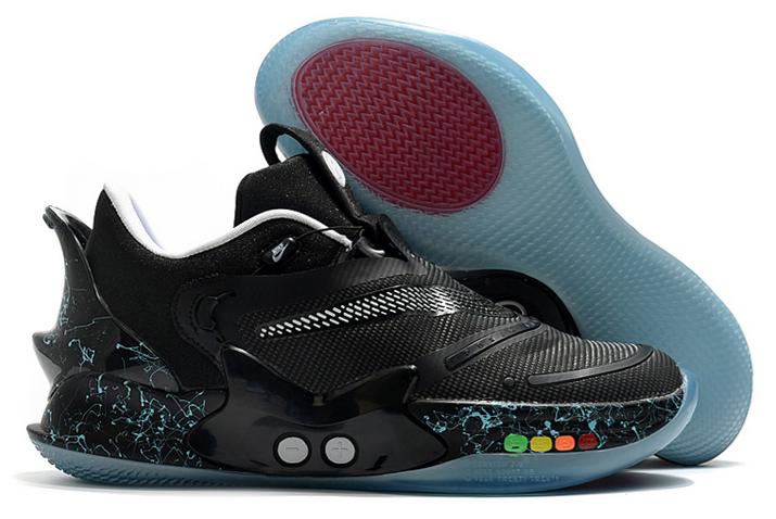 2020 New Cv2441 002 Nike Adapt Bb 2 0 Black Air Mag Shoes For Sale In 2020 Nike Air Mag Nike Black