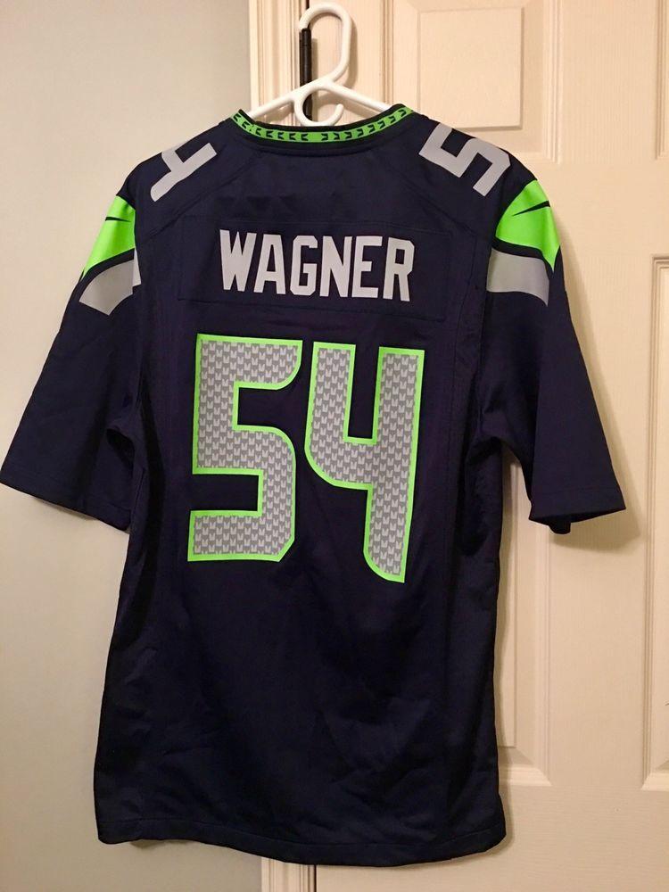 Wholesale NFL XLVIII Champion Bobby Wagner Seattle Seahawks #fashion #clothing
