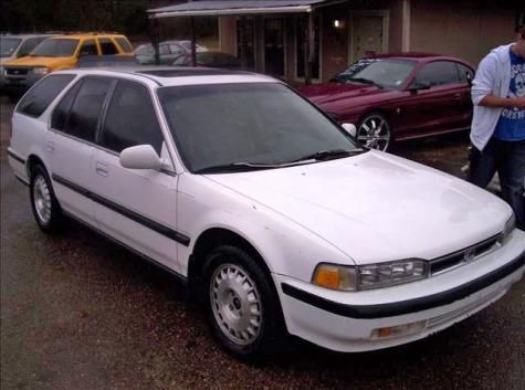 1991 honda accord ex station wagon