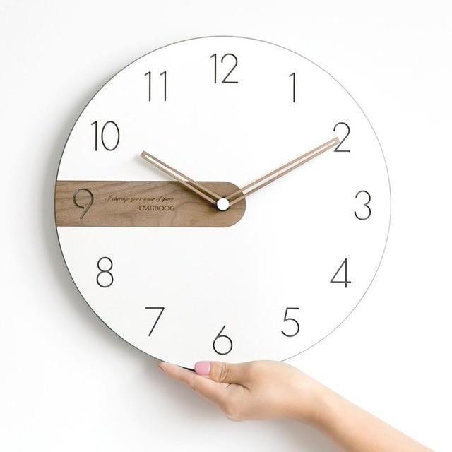 Flexistyle grande orologio da parete moderno la ma. Pin On Decorazione Murale