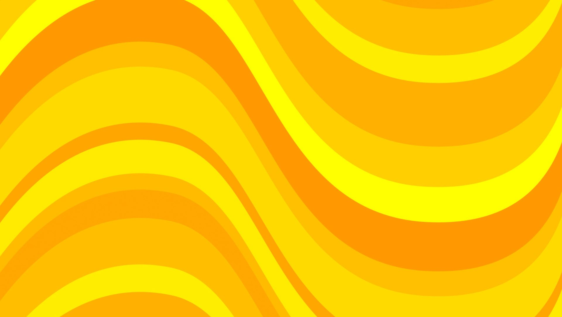 Yellow Background Orange Yellow Background Free Stock