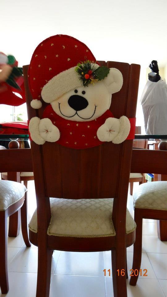 ositoen navidad Navidad Pinterest En navidad, Osos y Navidad - decoraciones navideas para el hogar