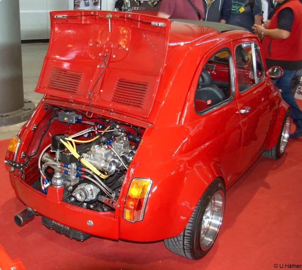 Fiat 500 Epoca Elaborate Youtube