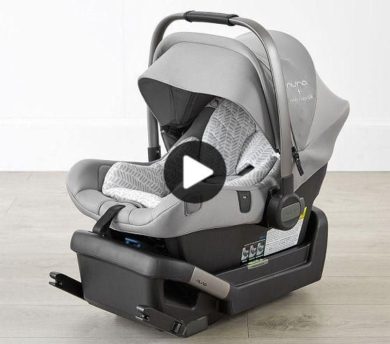 Nuna X Pbk Pipa Lite Lx Infant Car Seat Base Broken