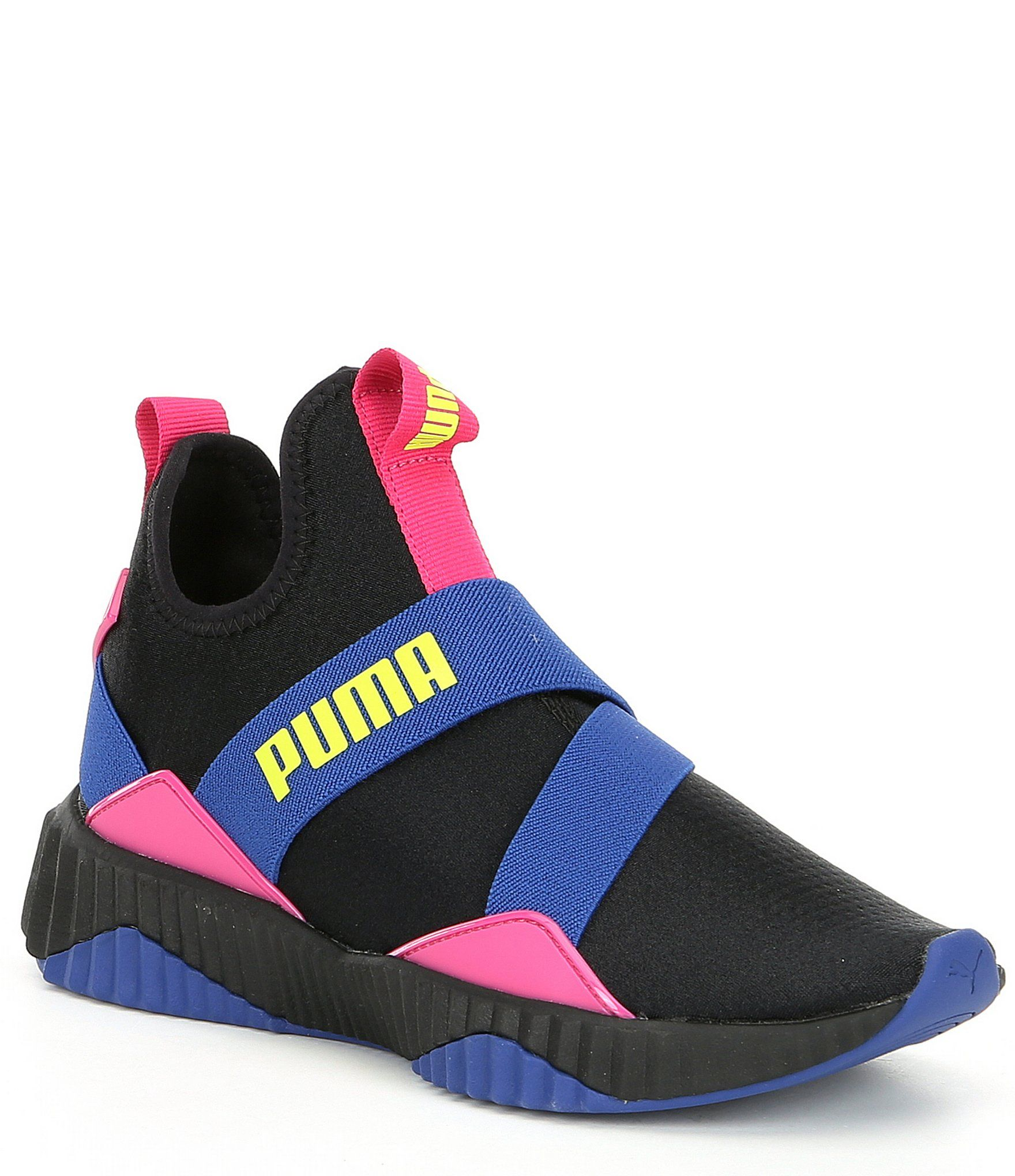 available b4c9208b2 puma womens defy mid core sneakers