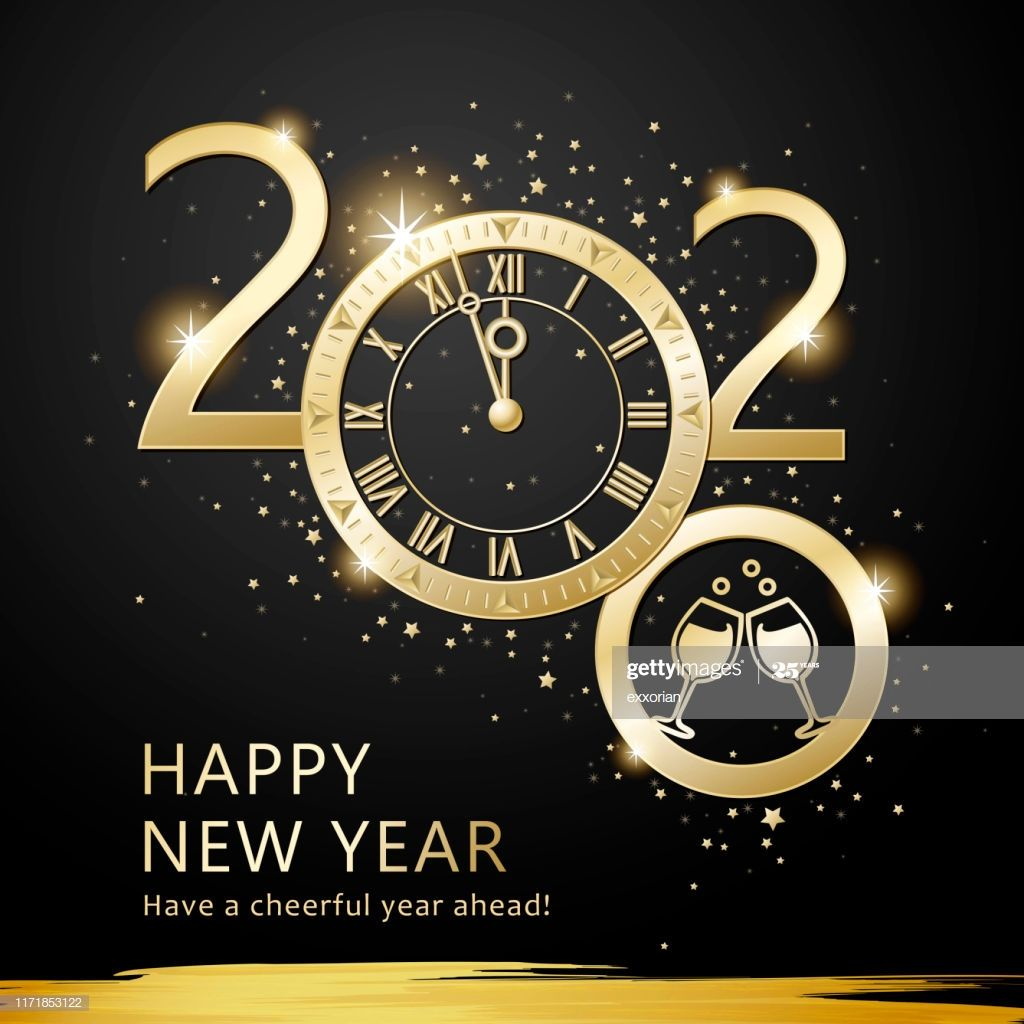 Join The Countdown Party On The New Year S Eve Of 2020 With Metallic Happy New Year 2020 Wallpapers New Year S Eve Countdown Happy New Year Pictures