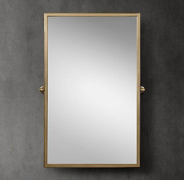 lugarno classic pivot mirror (with images) | traditional