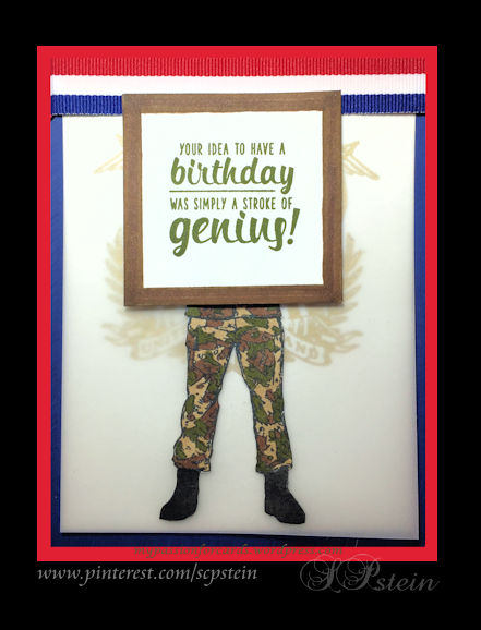 Happy Birthday to a veteran in 2020 Military cards