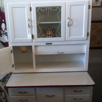New Hoosier Cabinets for Sale | 599 Antique Marsh Hoosier Cabinet ...
