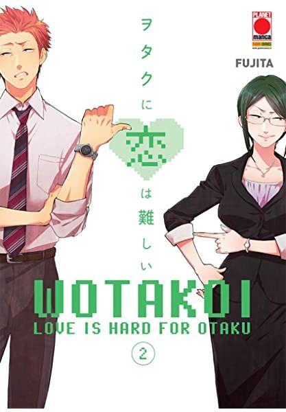 Wotakoi. Love is hard for otaku (Vol. 1)