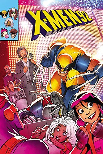 X Men 92 Vol 2 Lilapalooza By Chris Sims Https Www Amazon Com Dp 1302900501 Ref Cm Sw R Pi Dp X Nquxybpge0p9w Comics Chris Sims X Men