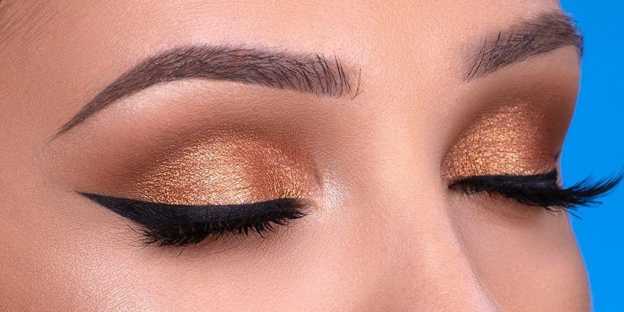 Photo of QuickMakeUp.net – Bronze Smokey Eye Makeup Tutorial | –  QuickMakeUp.net – Bro…