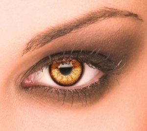 amazoncom icolor complete contact lenses chestnut brown health personal care - Color Contacts Amazon