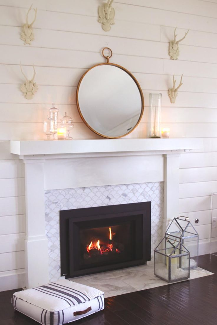Window pane mirror decor  how to cozy up your home for winter hygge home cozy space home