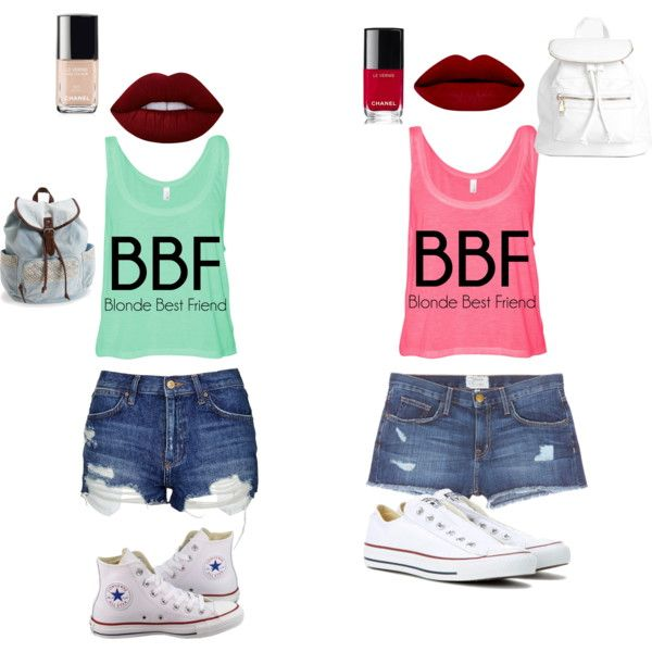 Best Friend Matching Outfits Matching Bff Stuff Outfits Friend