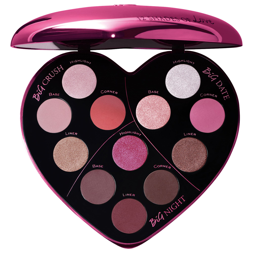 Monsieur Big HeartShaped Eyeshadow Palette Lancôme