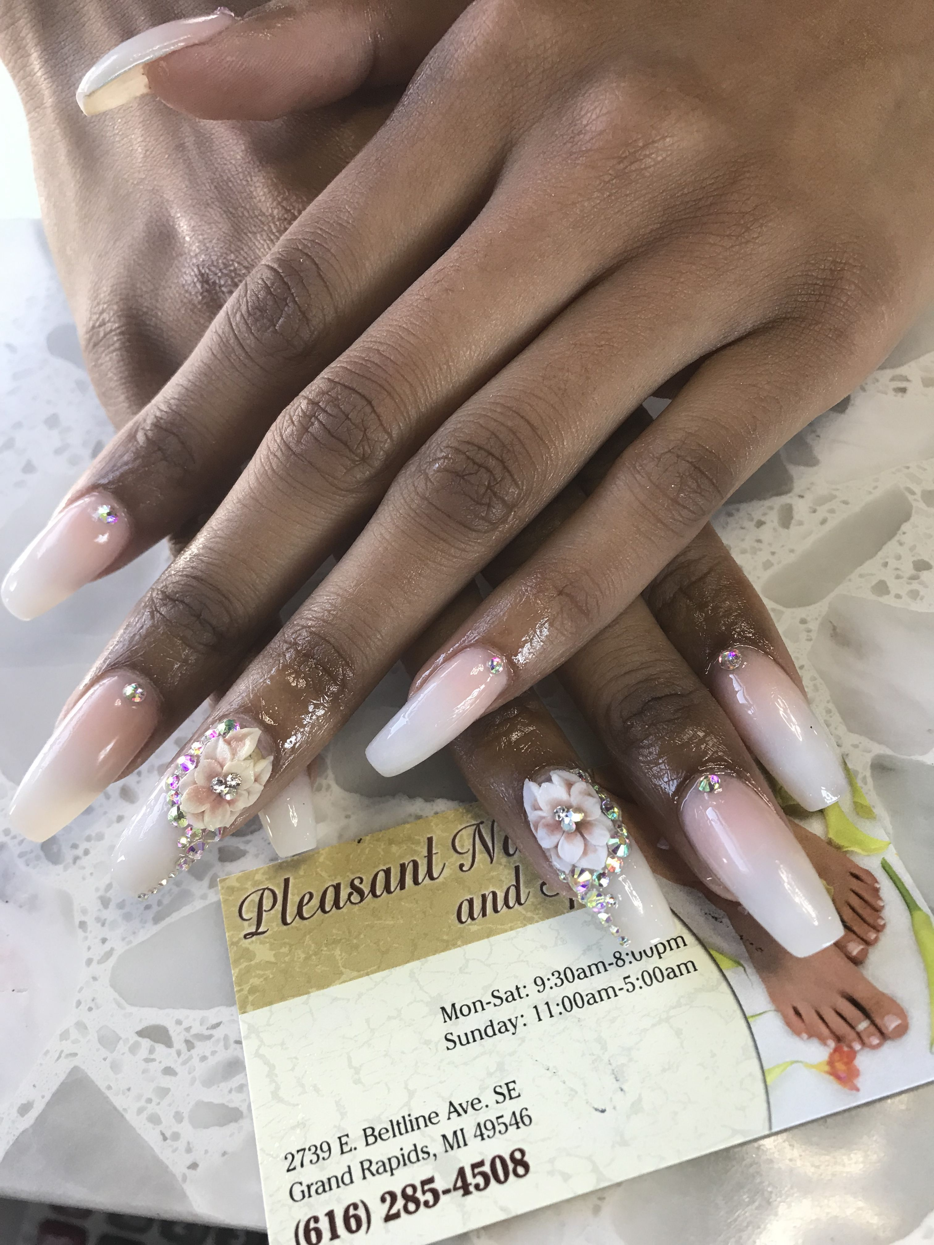 Pin By Pleasant Nailsgr On Available Our Salon Grand Rapids Beltline Nails