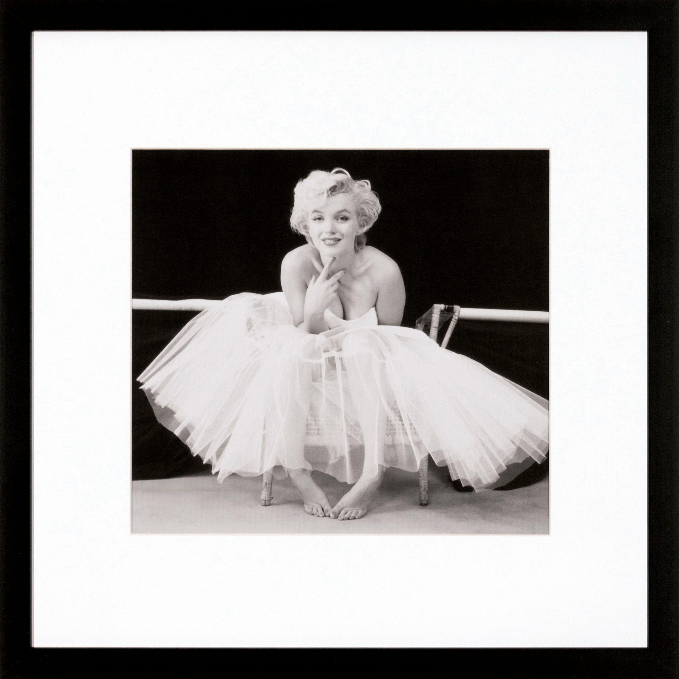 G&C gerahmte Fotografie schwarz, »Marilyn Monroe Motiv 1« Jetzt ...