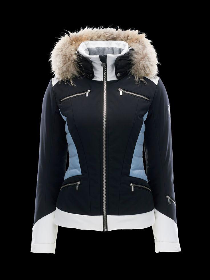 TONI SAILER HEDVIG FUR WOMEN'S SKI JACKET   Ski outfits