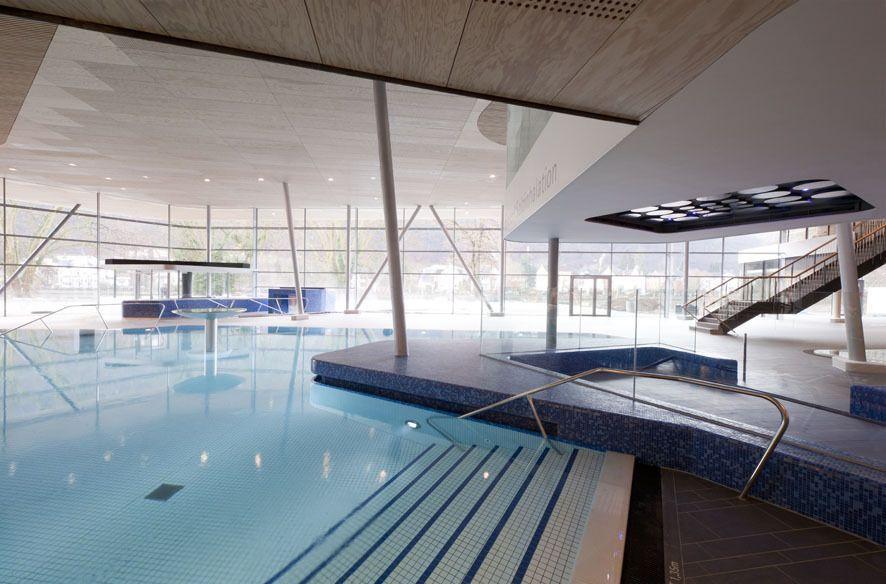gallery of the thermal baths in bad ems 4a architekten 15 thermal baths spas bath ems