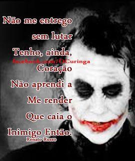 Eu O Amor Frases Doz Coringas H83 Grandes Verdades Do Amigo