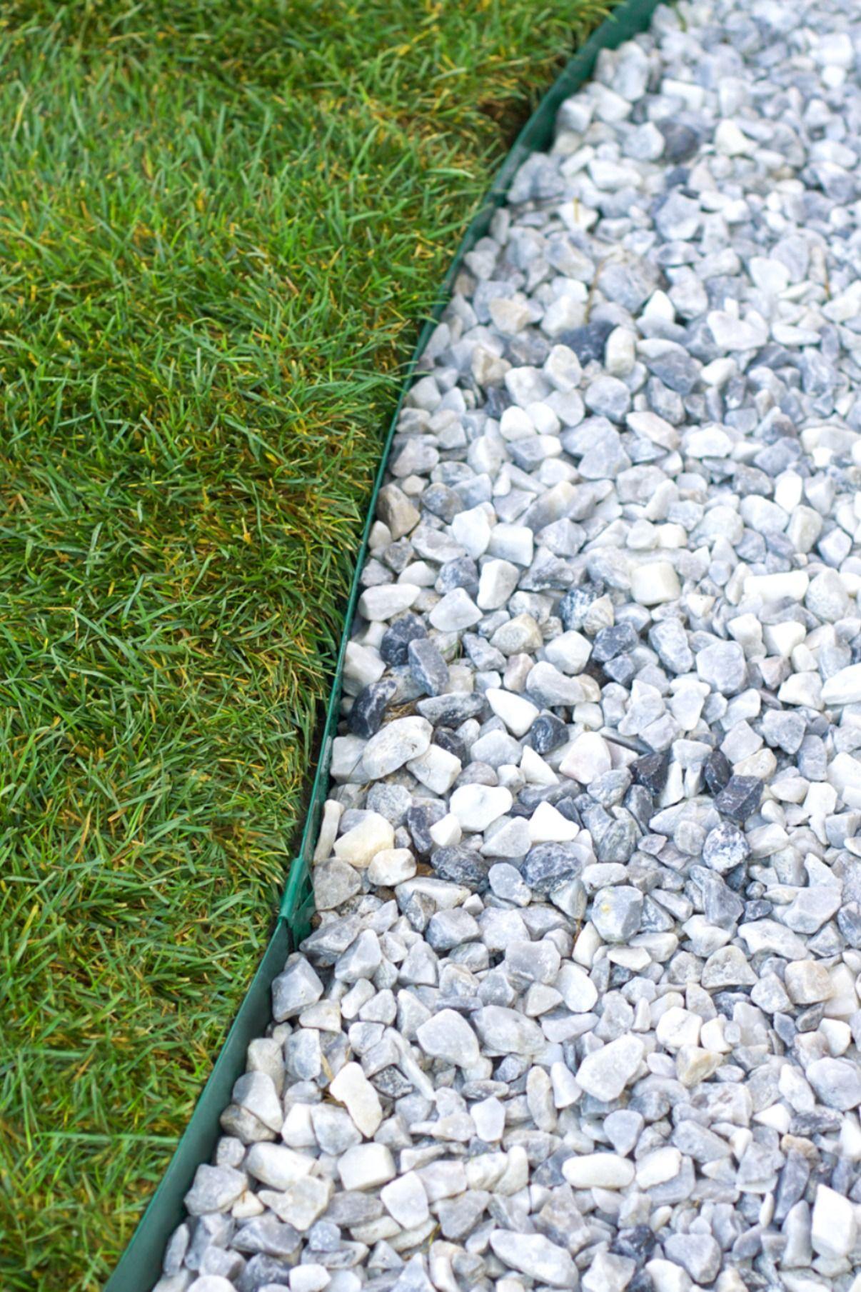 Expert Gardener Green Metal Edging 36 W X 4 H Walmart Com In