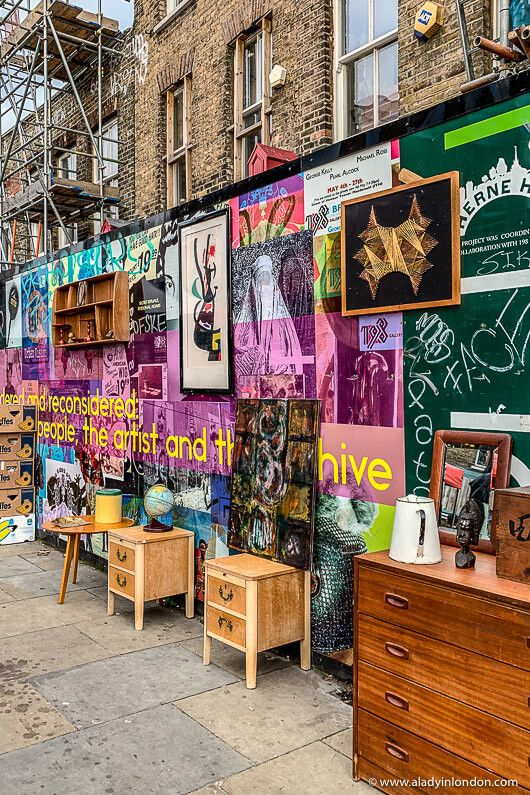 Best Sunday Markets in London - These Are Must-See Markets in the City