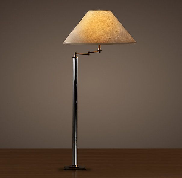 French column glass swing arm floor lamp bronze 12 cloth cord 9w french column glass swing arm floor lamp bronze 12 cloth cord 9w mozeypictures Image collections