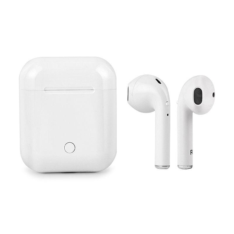 Flihom Double Ear Tws Bluetooth Earphone Wireless Earbuds In Ear Headset With Mic Click Visit To Buy From Aliexpres Earbuds Wireless Earbuds Bluetooth Earbuds