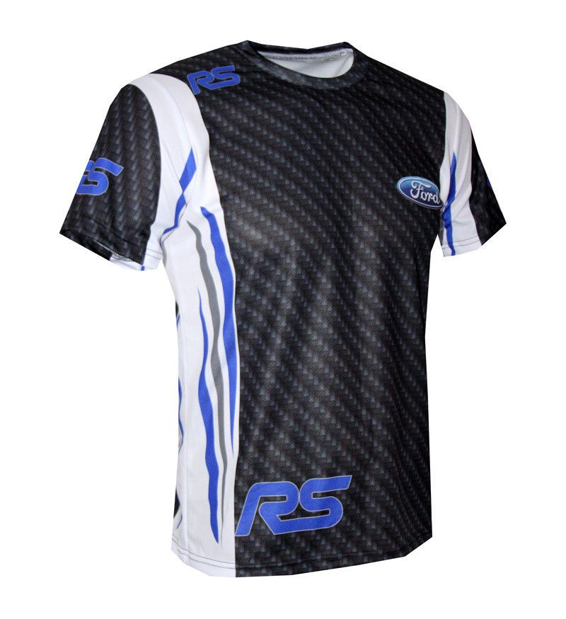 Ford Rs Full Sublimation Graphic Design T Shirt Focus