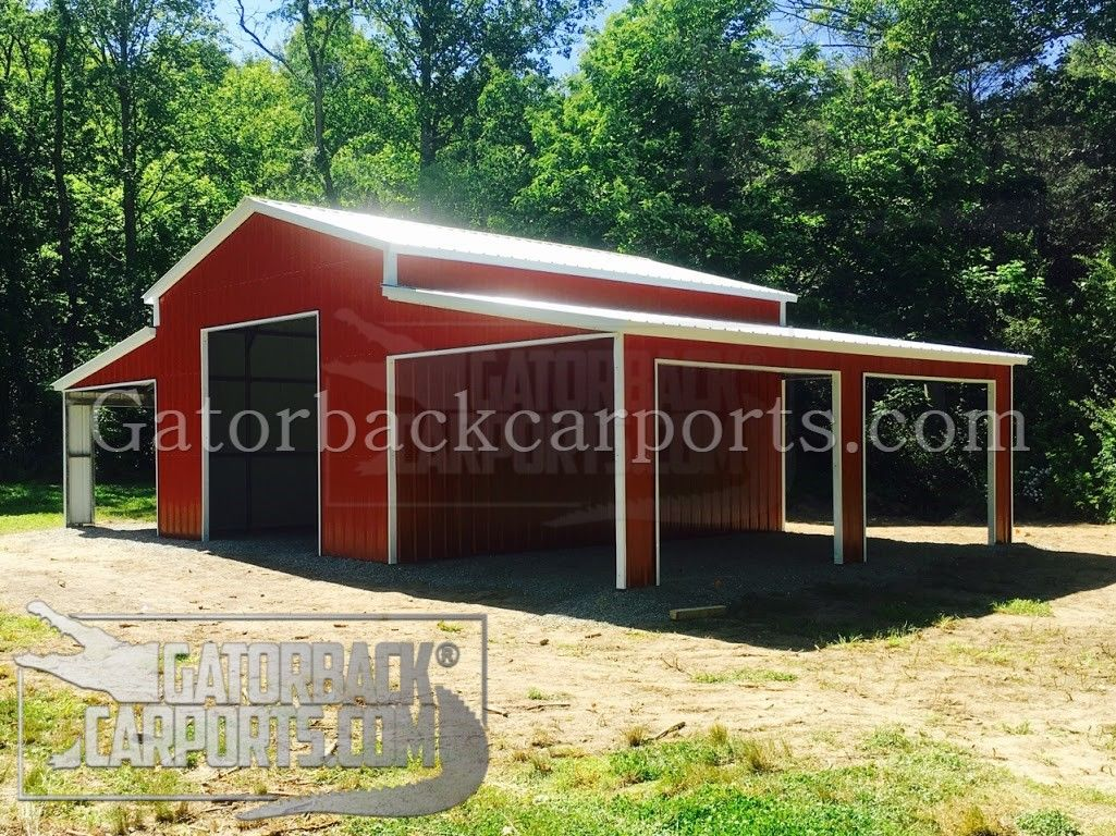 Barn Gallery Barn Metal Barn Outdoor Structures