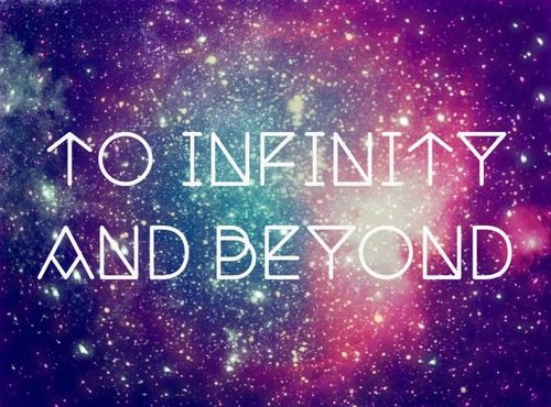 Wallpaper Galaxy Love Quotes. QuotesGram | :) infinity ...