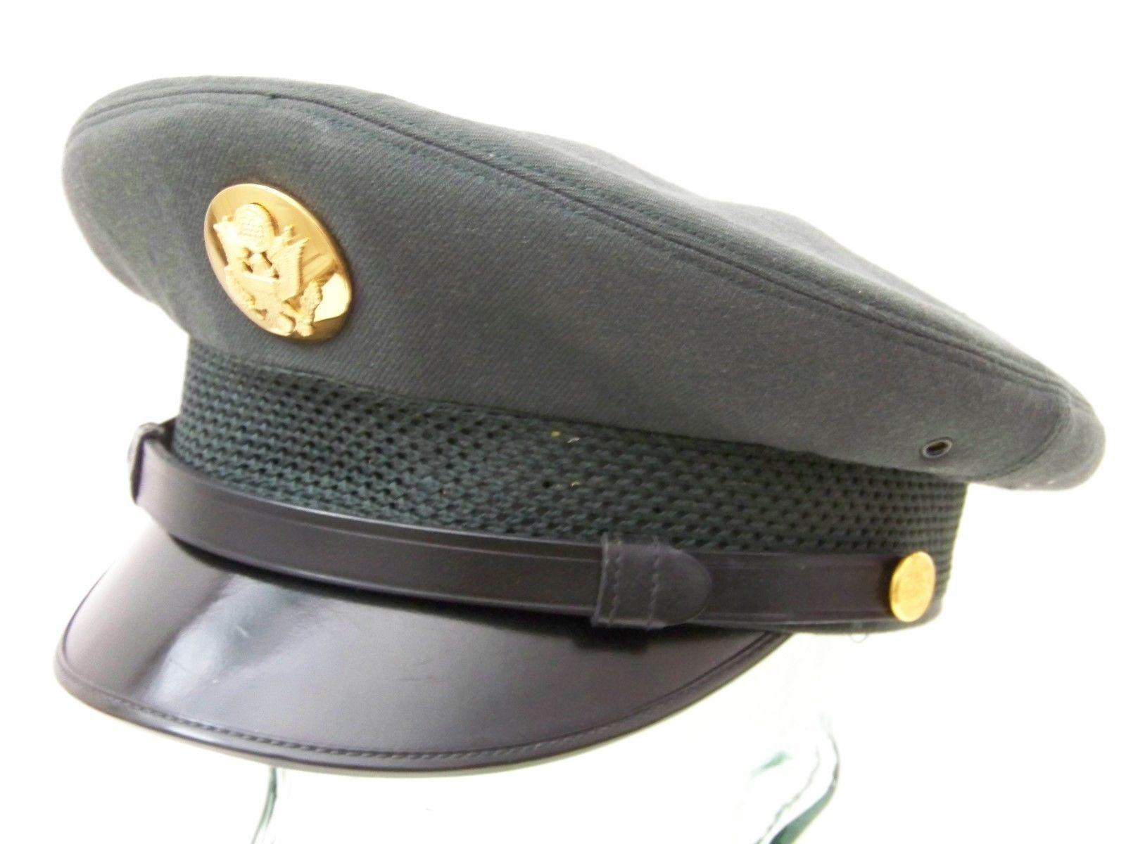 Vintage US Army Military Vietnam Era Wool Army Green AG 44 Service ...