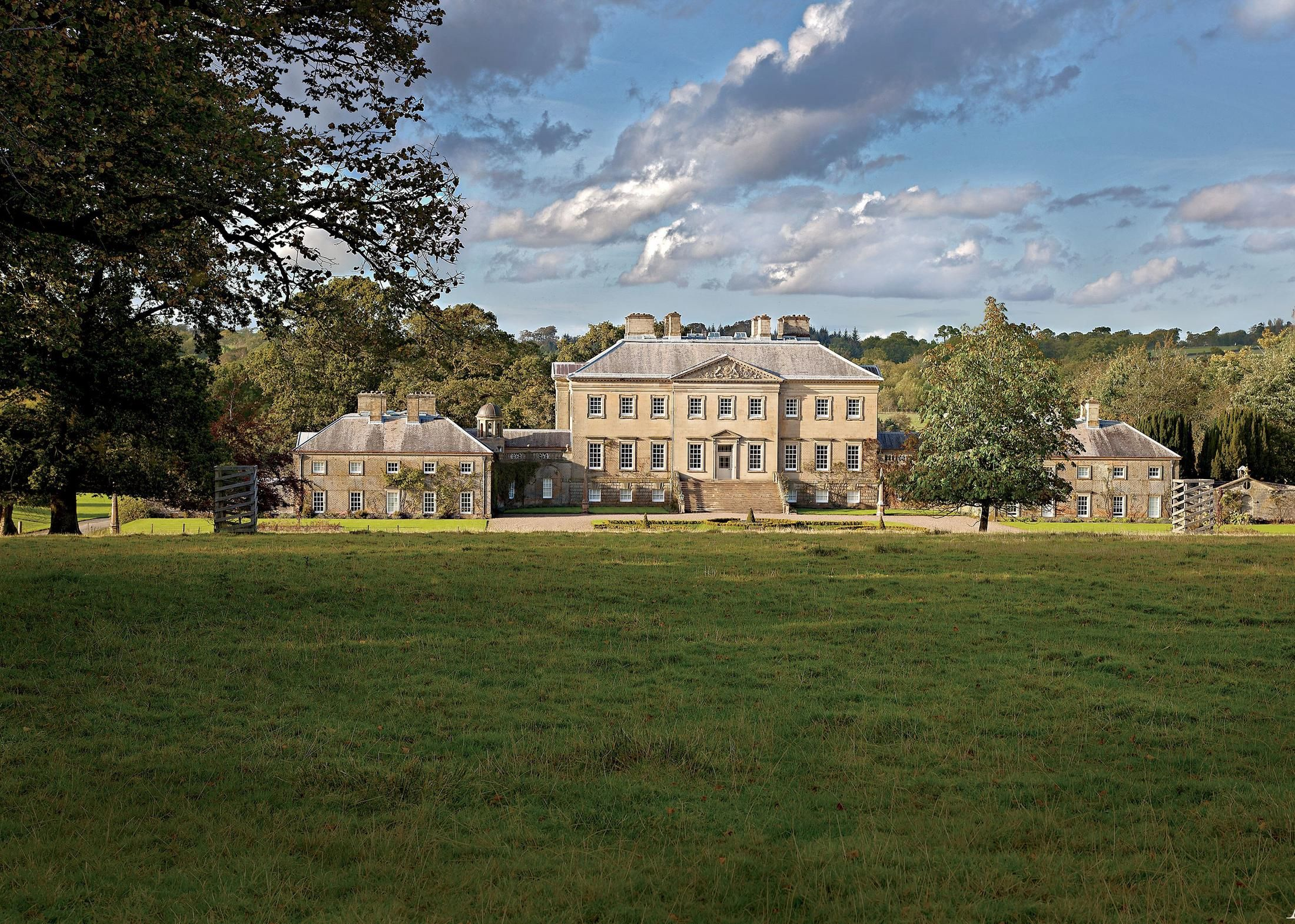 Prince charlesu renovated historic scottish home country houses