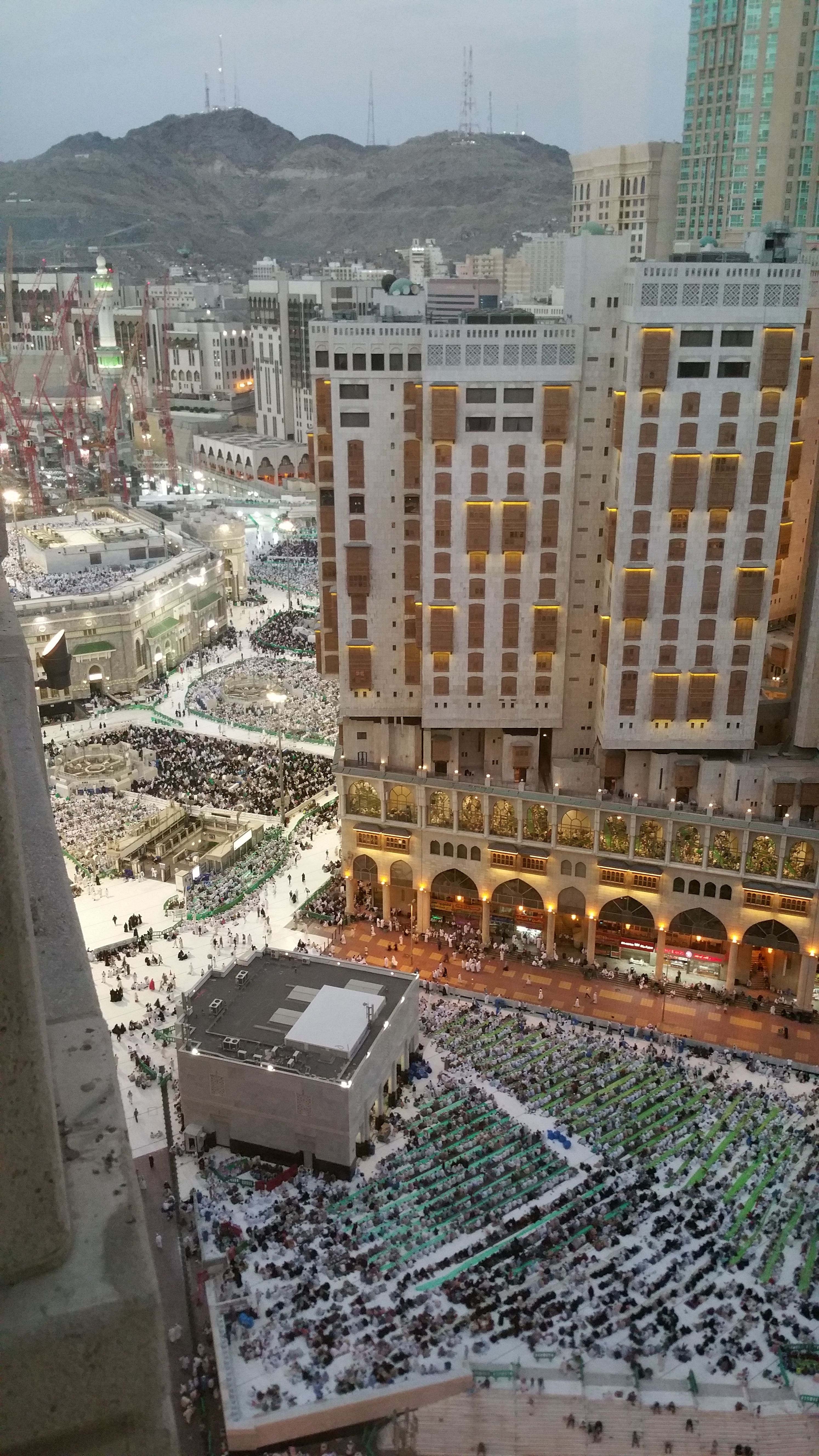 Hyatt regency makkah partial haram view room diy do it yourself hyatt regency makkah partial haram view room solutioingenieria Gallery