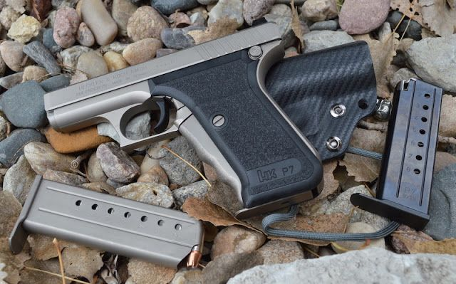 WMD NiBx Coated HK P7 PSP Preserving Perfection