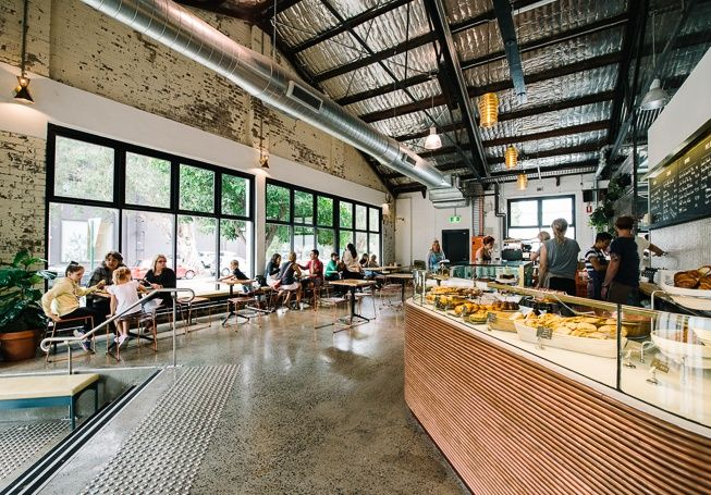 Black Star Pastry's New Location Sydney restaurants